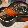 1931 Dobro Resonator Guitar