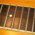 Cracked finger board . Pic 3