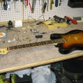 Assembling of Custom Tele