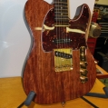 Warmoth Tele Build